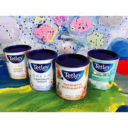 Tetley dream camomille lemon