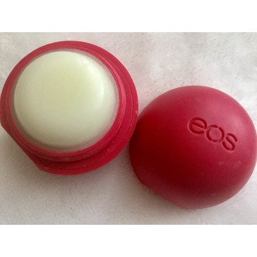 eos Organic Smooth Spheres Lip Balm