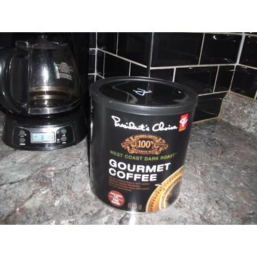 PC WEST COAST DARK ROAST GOURMET COFFEE
