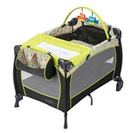 Evenflo BabySuite Deluxe Playard Woodland Buddies