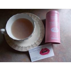DavidsTea Raspberry Cream Pie