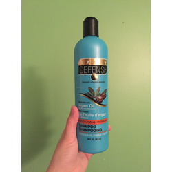 Daily Defence Moroccan Argan Oil Shampoo
