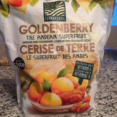 Goldenberry The Andean Superfruit (Terrafertil)