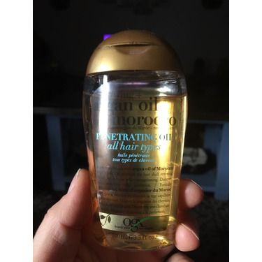 renewing argon oil of morocco weightless healing dry oil