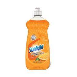 Sunlight Ultra Orange Antibacterial Dishwashing Liquid