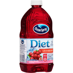 Ocean Spray Diet Cranberry Spray Juice