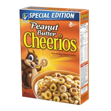 General Mills Peanut Butter Cheerios