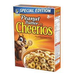 General Mills Peanut Butter Cheerios