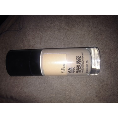 fresh nude foundation