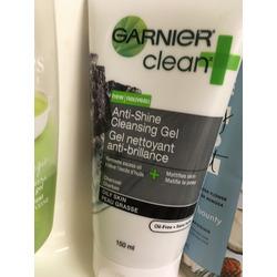 Garnier Clean Anti-Shine Cleansing Gel