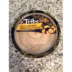 Tribe Swirl Garlic and Herb Hummus