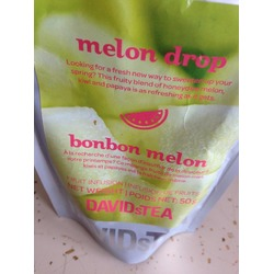 DAVIDsTEA Melon Drop