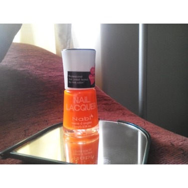 Nail Lacquer by Nabi