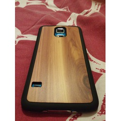 Cover-Up Real Wood Phone Case