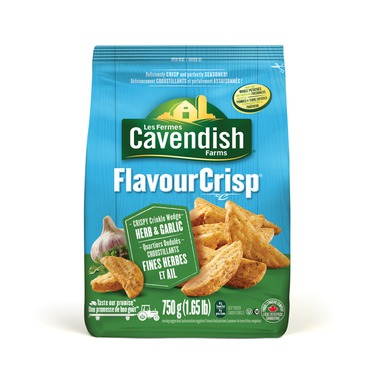 Cavendish Farms Flavour Crisp Herb & Garlic