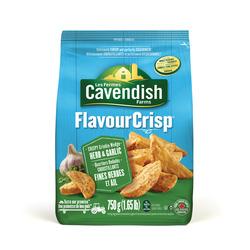 Cavendish Farms Flavour Crisp Herb & Garlic