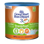 Nestlé® Good Start® Stage 3 Toddler Transition Nutritional Supplement