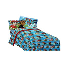 Paw patrol sheet set