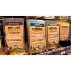 Natural Selections lunch meat
