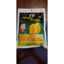 7D Dried Magoes