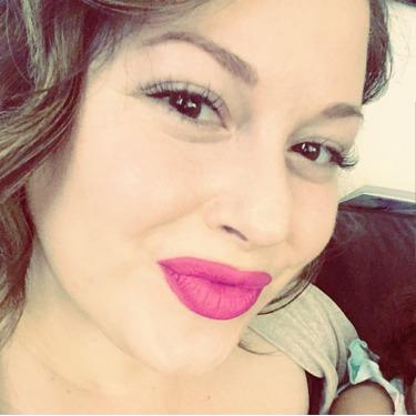 NYX Liquid Suede Lipstick in Pink Lust