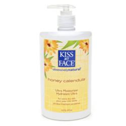 Kiss My Face Honey & Calendula Ultra Moisturizer