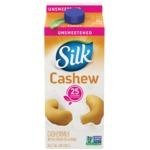 Silk Unsweetened Cashewmilk