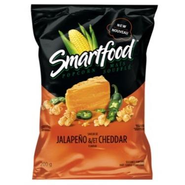 Smartfood Jalapeno and Cheddar