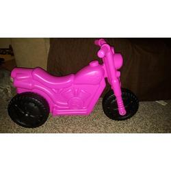 The Piki Piki Bike Toddler Ride On - Pink