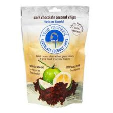 Blue Monkey Coconut Chips