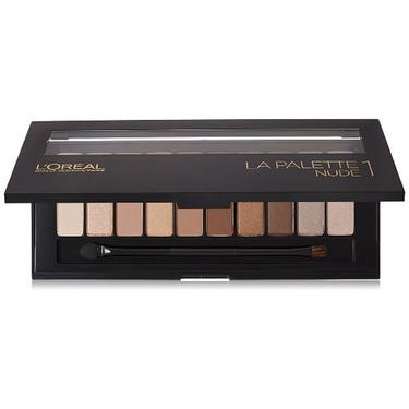 L'Oréal Nude Palette 1