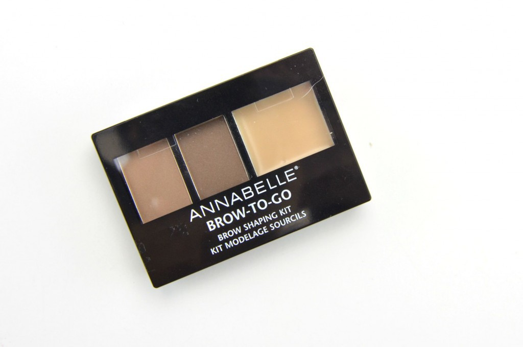 Annabelle Brow-To-Go Brow Shaping Kit reviews in Eyebrow Care ...