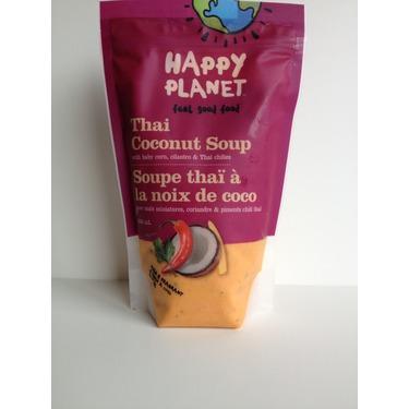Happy Planet Thai Coconut Soup