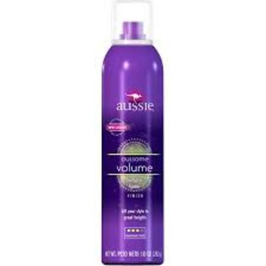 Aussie Aussome Volume Hair Spray Maximum Hold