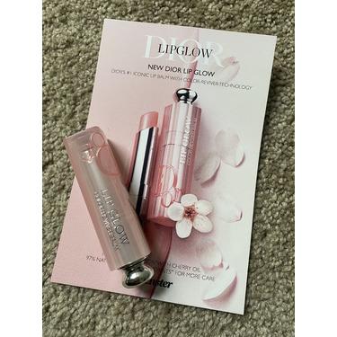 Dior Addict Lip Glow Color Reviver Balm
