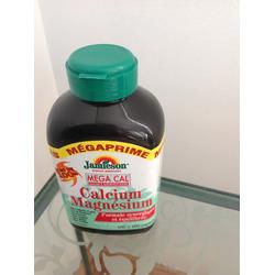 Jamieson Calcium et Magnésium