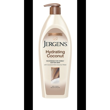Jergens Hydrating Coconut Lotion