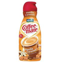Coffemate vanilla caramel coffee creamer