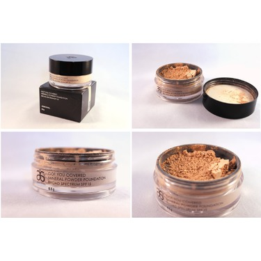 Arbonne Got You Covered Mineral Powder