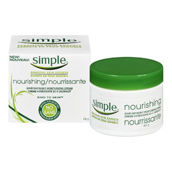 Simple Kind to Skin Nourishing  24HR Day/Night Cream