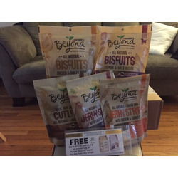 Purina Beyond Natural Dog Snacks