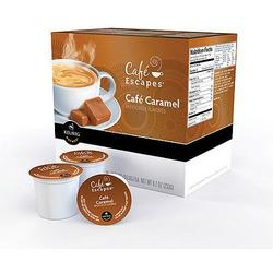 Cafe escapes Caramel k cups