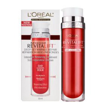 L'Oreal Advanced Revitalift Deep Set Wrinkle Repair 24HR Eye Duo