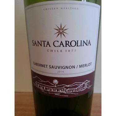 Santa Carolina Cabernet Sauvignon / Merlot 2014
