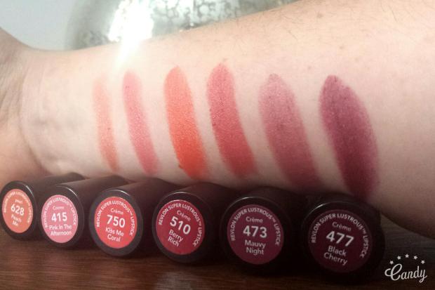 Super Lustrous The Luscious Mattes Lipstick by Revlon #13