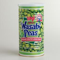 Happy Hot Wasabi Peas