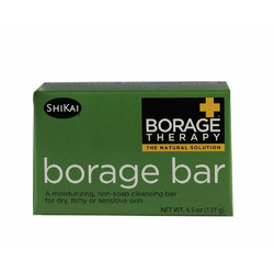 Shikai Borage Therapy Cleansing Bar