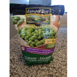 Europe's Best Edamame Shelled Soybeans