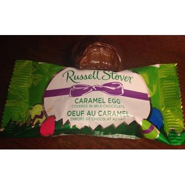 Russell Stover Caramel Egg