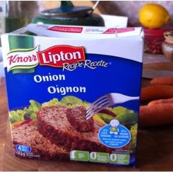 Knorr Lipton onion